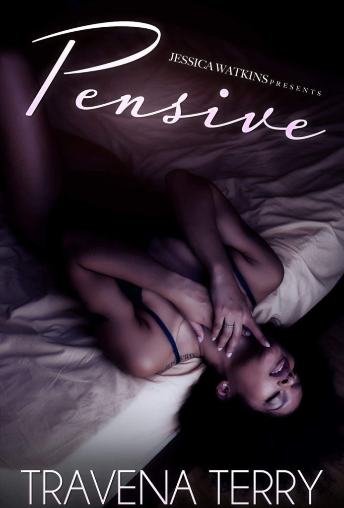 Cover Art for Pensive by Travena Terry