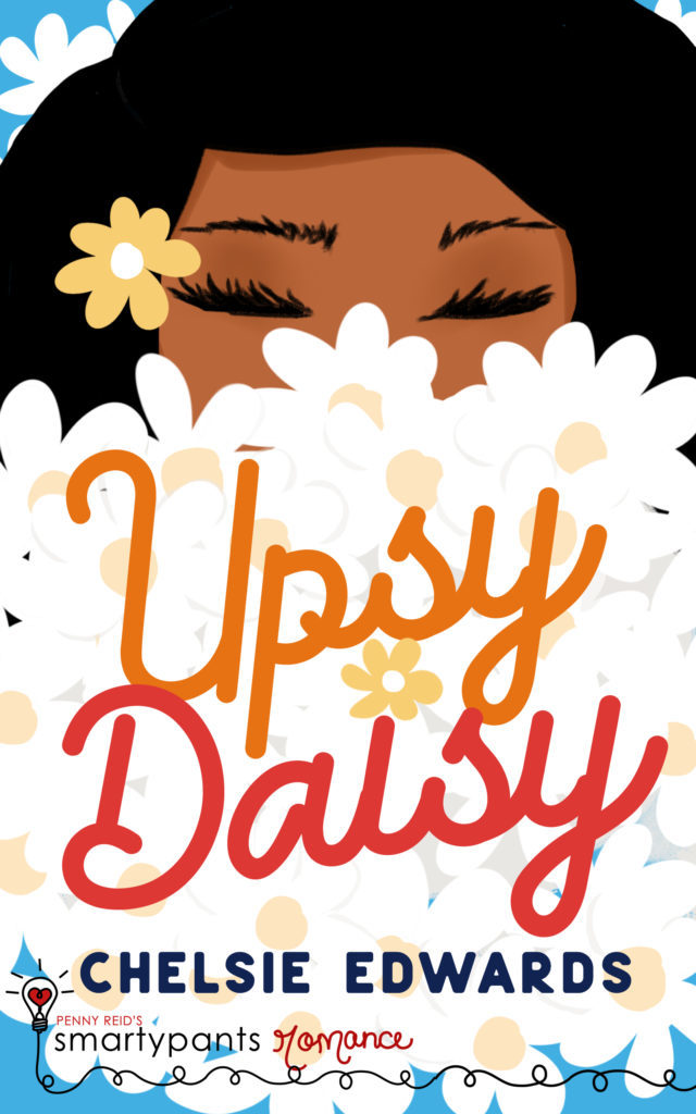 Cover Art for Upsy Daisy by Chelsie Edwards