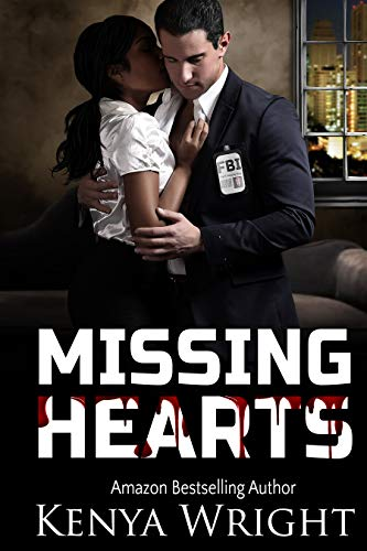Cover Art for Missing Hearts by Kenya Wright