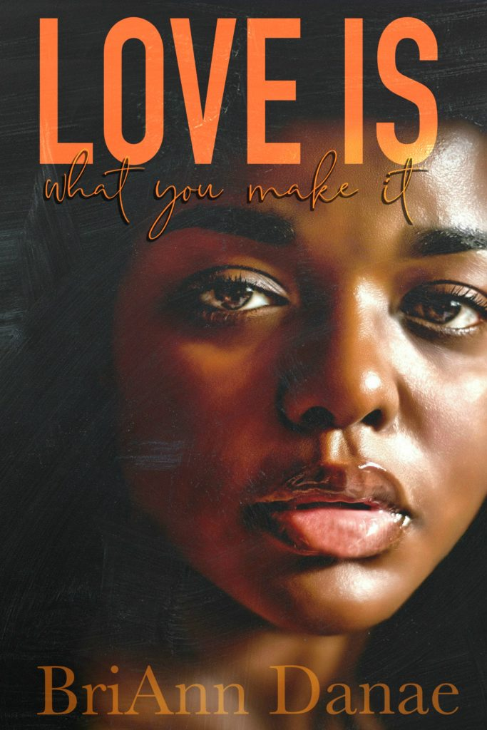 Cover Art for Love Is What You Make It by BriAnn Danae