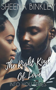 Cover Art for The Right Kind Of Love by Sheena  Binkley