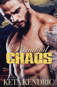 Cover Art for Beautiful Chaos by Keta  Kendric