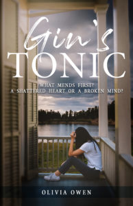 Cover Art for Gin's Tonic by Olivia Owen
