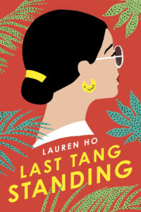 Cover Art for LAST TANG STANDING by Lauren Ho