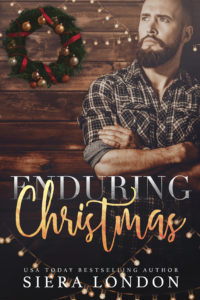 Cover Art for Enduring Christmas by Siera  London