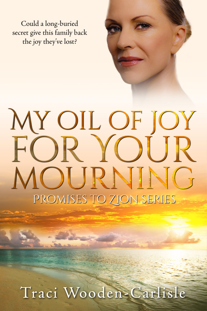Cover Art for My Oil of Joy for Your by Traci Wooden-Carlisle