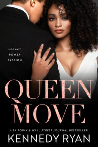 Cover Art for Queen Move by Kennedy Ryan