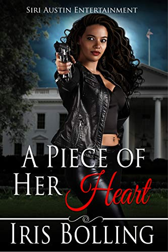 Cover Art for A Piece of Her Heart by Iris Bolling