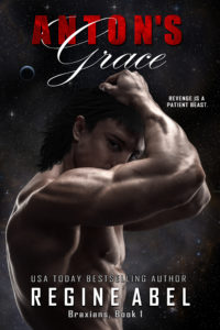 Cover Art for Anton's Grace by Regine Abel