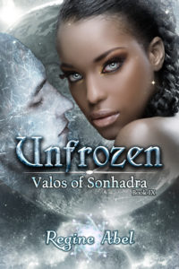 Cover Art for Unfrozen by Regine Abel