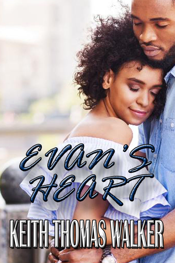 Cover Art for Evan's Heart by Keith Walker