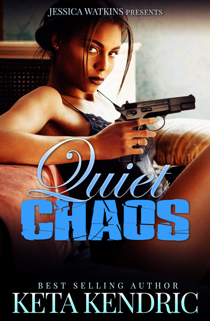 Cover Art for Quiet Chaos by Keta Kendric