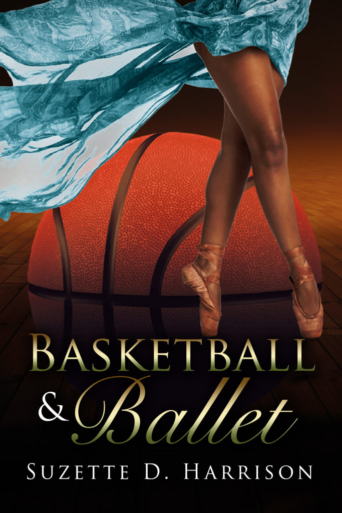 Cover Art for Basketball and Ballet by Suzette D.  Harrison