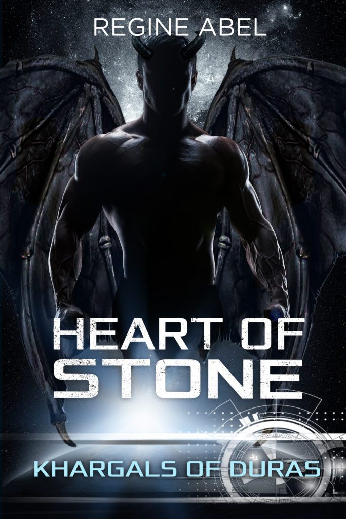 Cover Art for Heart of Stone by Regine Abel