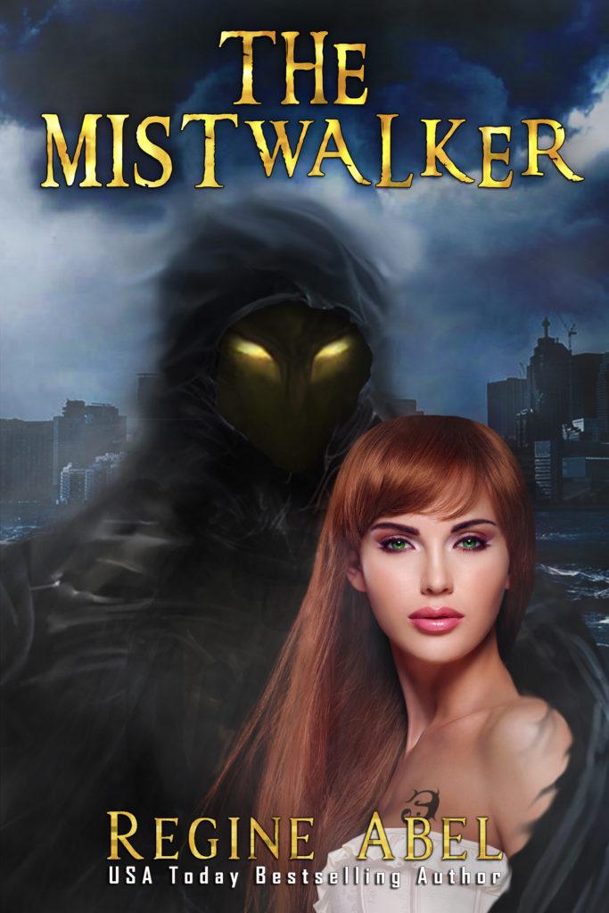 Cover Art for The Mistwalker by Regine Abel