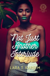 Cover Art for Not Just Another Interlude by Lara Kareem