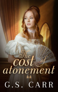 Cover Art for The Cost of Atonement by G.S.  Carr