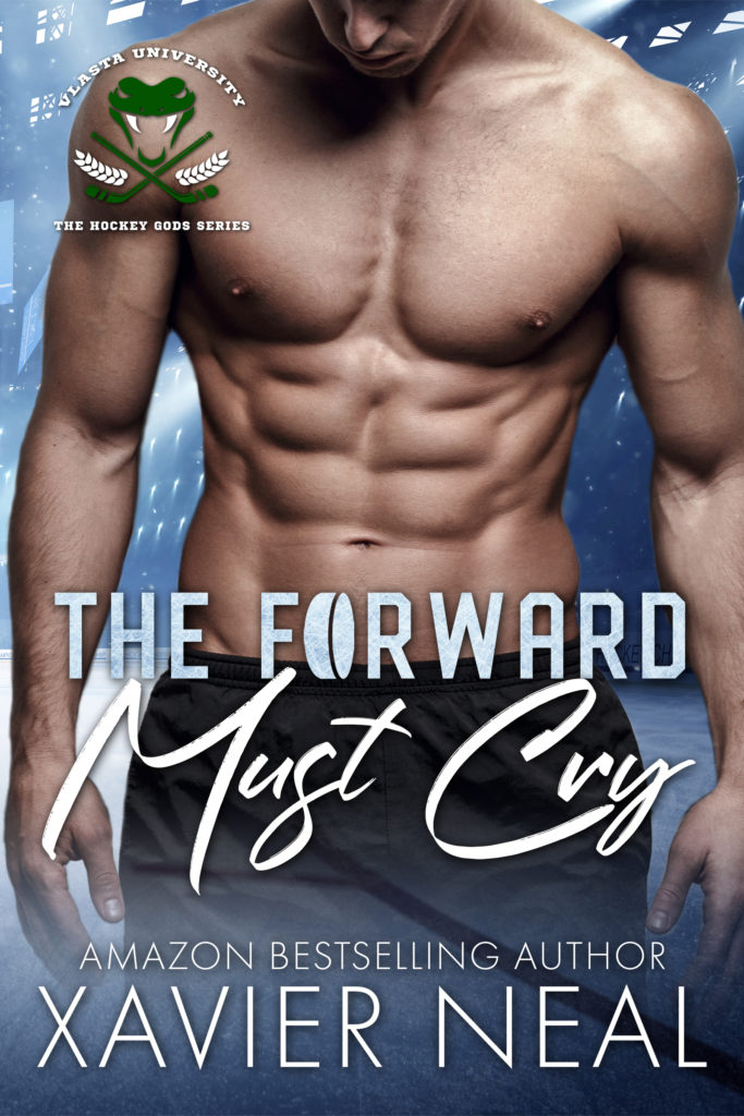 Cover Art for The Forward Must Cry by Xavier  Neal