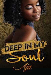 Cover Art for Deep In My Soul by Aja