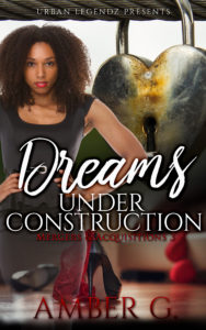 Cover Art for Dreams Under Construction by Amber G.