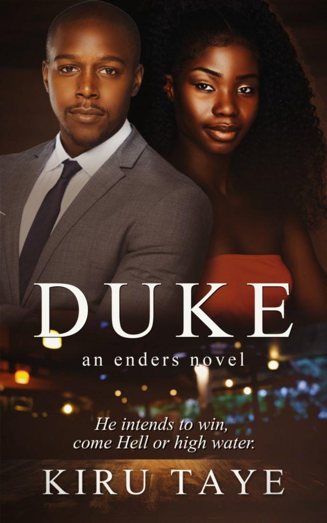Cover Art for Duke by Kiru Taye
