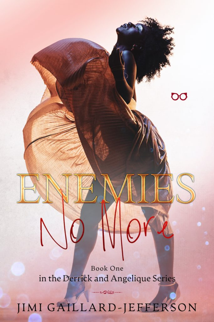 Cover Art for Enemies No More by Jimi Gaillard-Jefferson