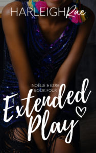 Cover Art for Extended Play by Harleigh Rae