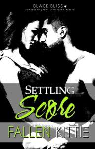 Cover Art for Settling Score by Fallen Kittie