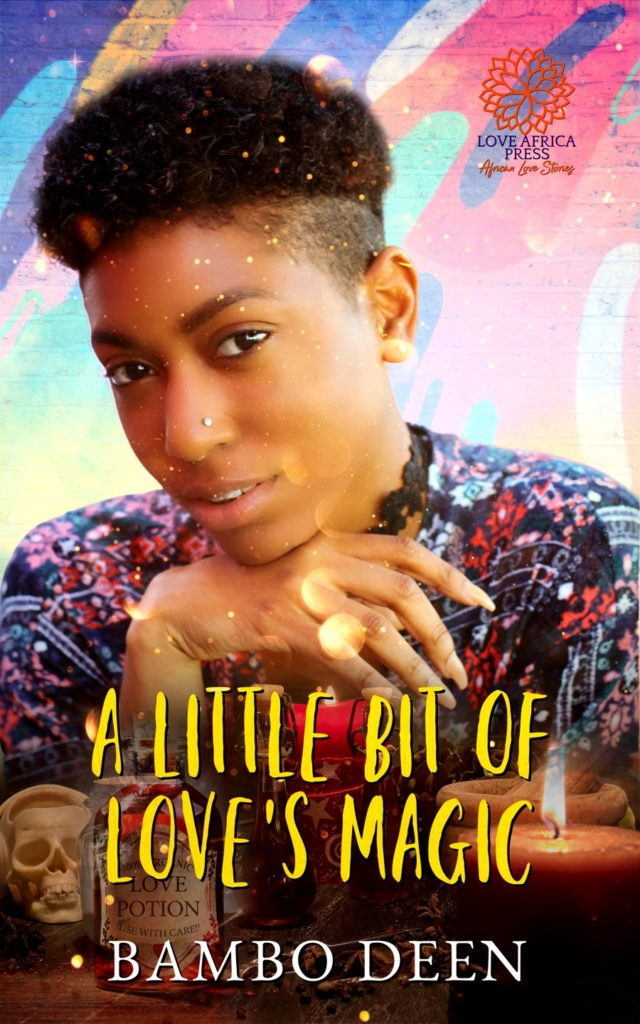 Cover Art for A Little Bit of Love's Magic by Bambo Deen