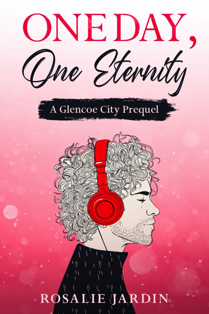 Cover Art for One Day, One Eternity by Rosalie Jardin