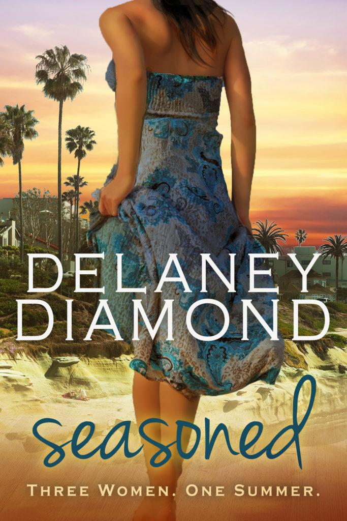 Cover Art for Seasoned by Delaney Diamond