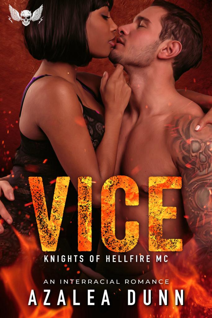Cover Art for Vice by Azalea Dunn