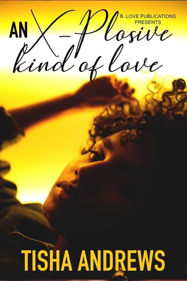 Cover Art for An X-plosive Kind of Love by Tisha Andrews