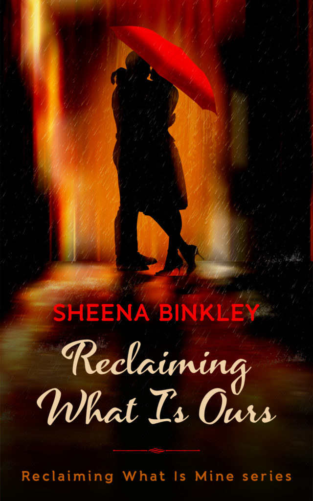 Cover Art for Reclaiming What Is Ours by Sheena  Binkley