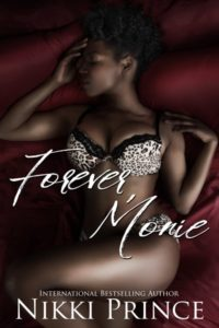 Cover Art for Forever, Monie by Nikki  Prince