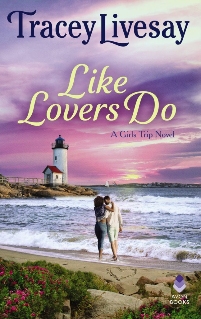 Cover Art for Like Lovers Do by Tracey Livesay