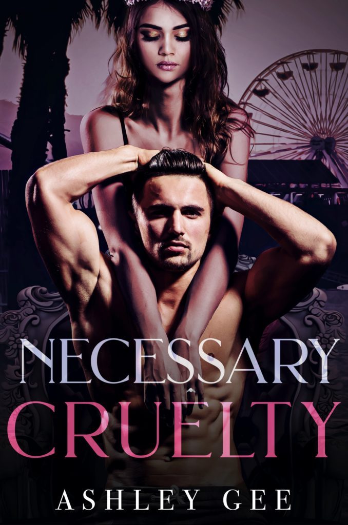 Cover Art for Necessary Cruelty by Ashley Gee