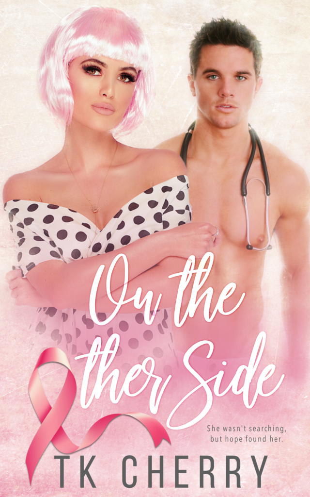 Cover Art for On the Other Side by TK Cherry
