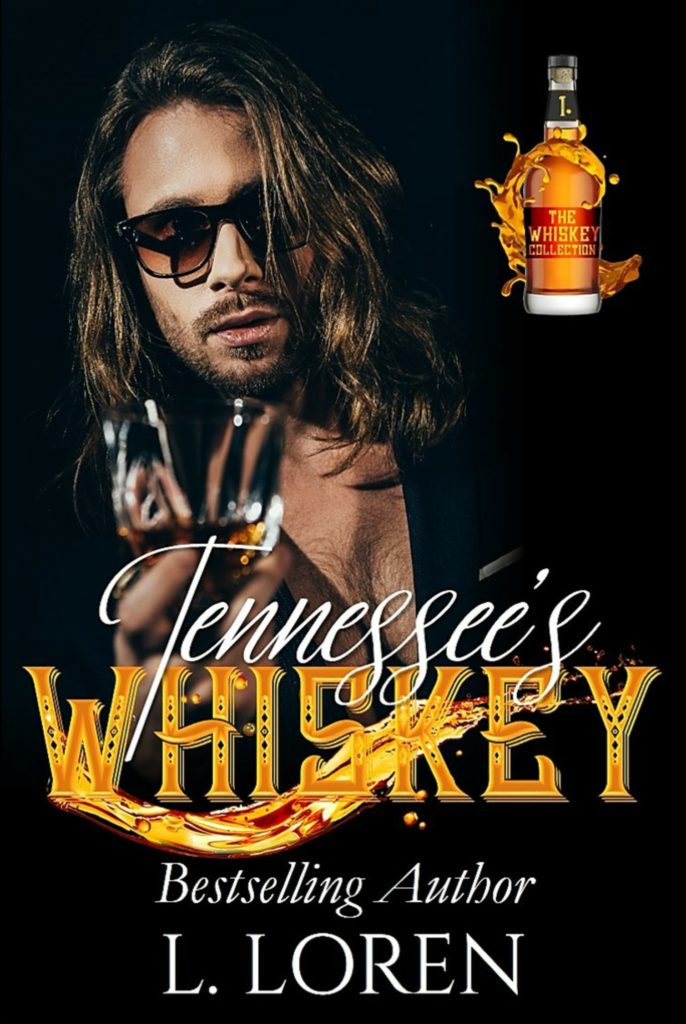 Cover Art for Tennessee's Whiskey by L. Loren