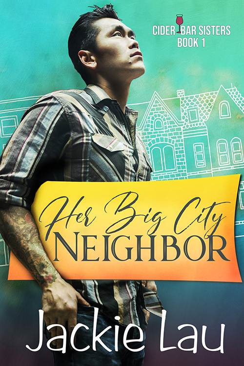 Cover Art for Her Big City Neighbor by Jackie Lau