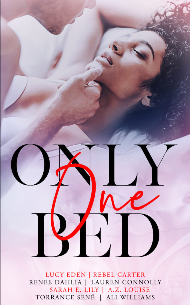 Cover Art for Only One Bed by Lucy  Eden