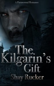 Cover Art for The Kigarin's Gift by Shay Rucker