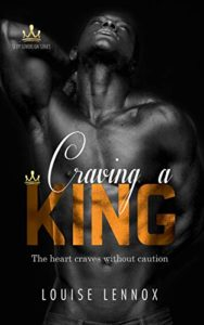 Cover Art for Craving A King by Louise Lennox