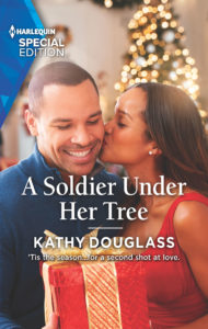 Cover Art for A Soldier Under Her Tree by Kathy Douglass