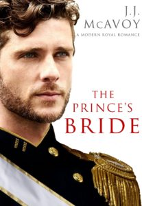 Cover Art for The Prince's Bride by J.J. McAvoy