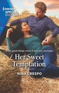 Cover Art for Her Sweet Temptation, Tillbridge Stables, Book 2 by Nina Crespo