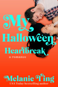 Cover Art for My Hallowe'en Heartbreak by Melanie Ting