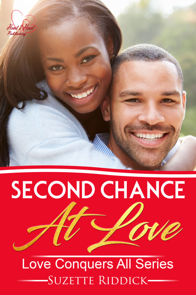 Cover Art for Second Chance At Love by Suzette Riddick