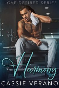 Cover Art for Harmony by Cassie Verano