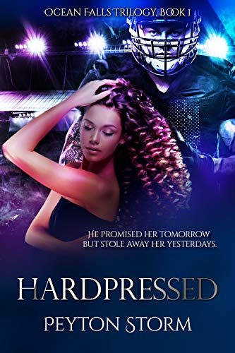Cover Art for Hardpressed by Peyton Storm